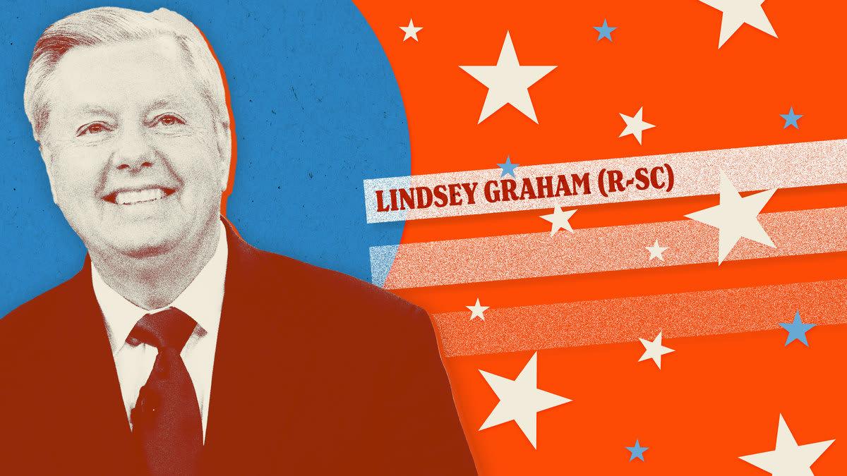 Lindsey Graham Fends Off Historic Challenge From Jaime Harrison in South Carolina