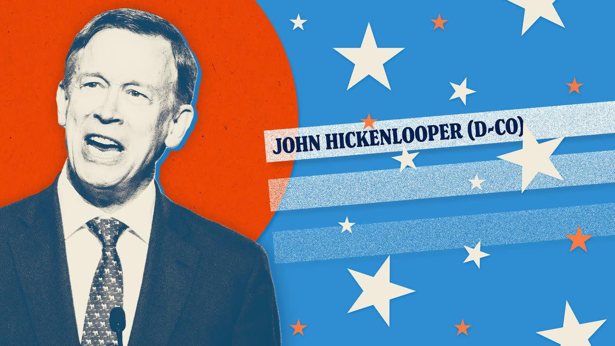 John Hickenlooper Flips U.S. Senate Seat With Colorado Win