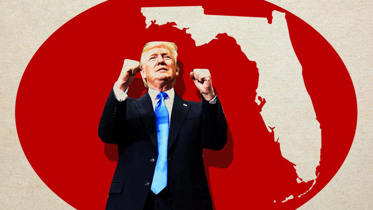 Jim Crow Wins Florida for Donald Trump