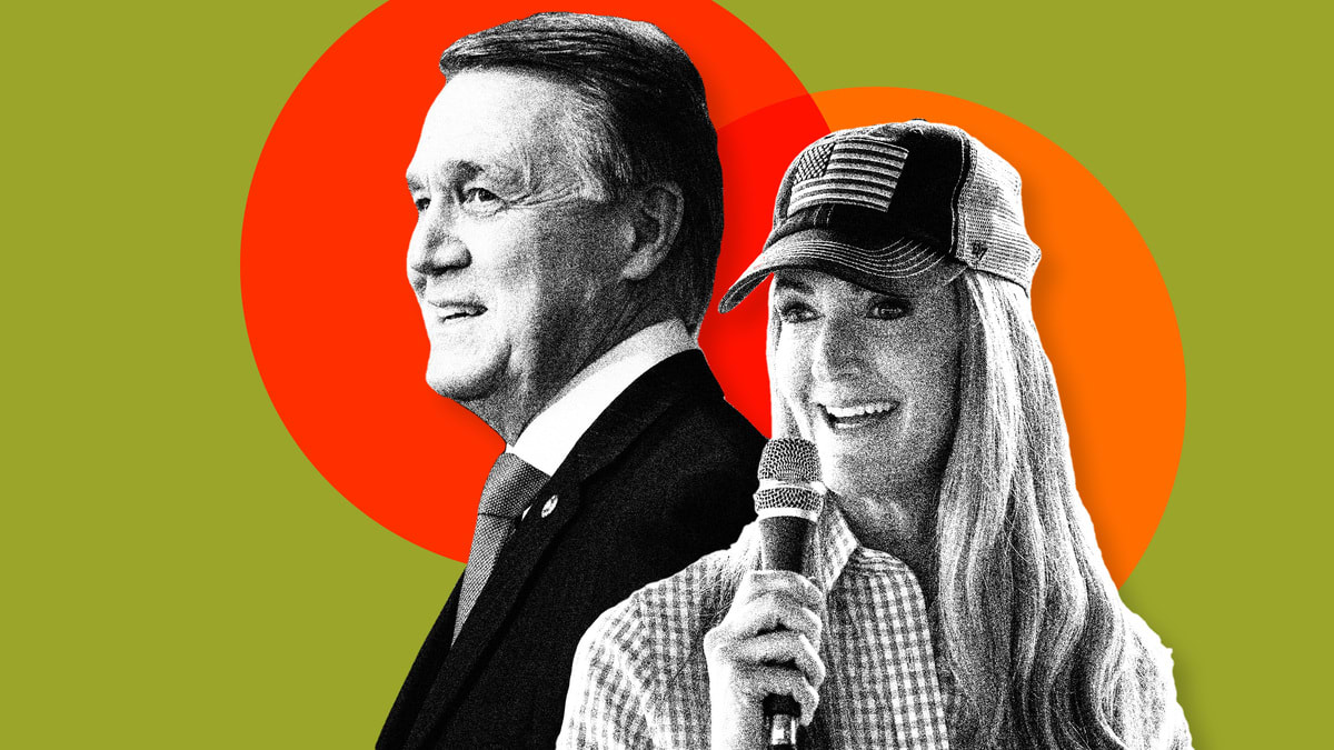 Kelly Loeffler and David Perdue Get a Major Cash Infusion to Start the Georgia Runoff