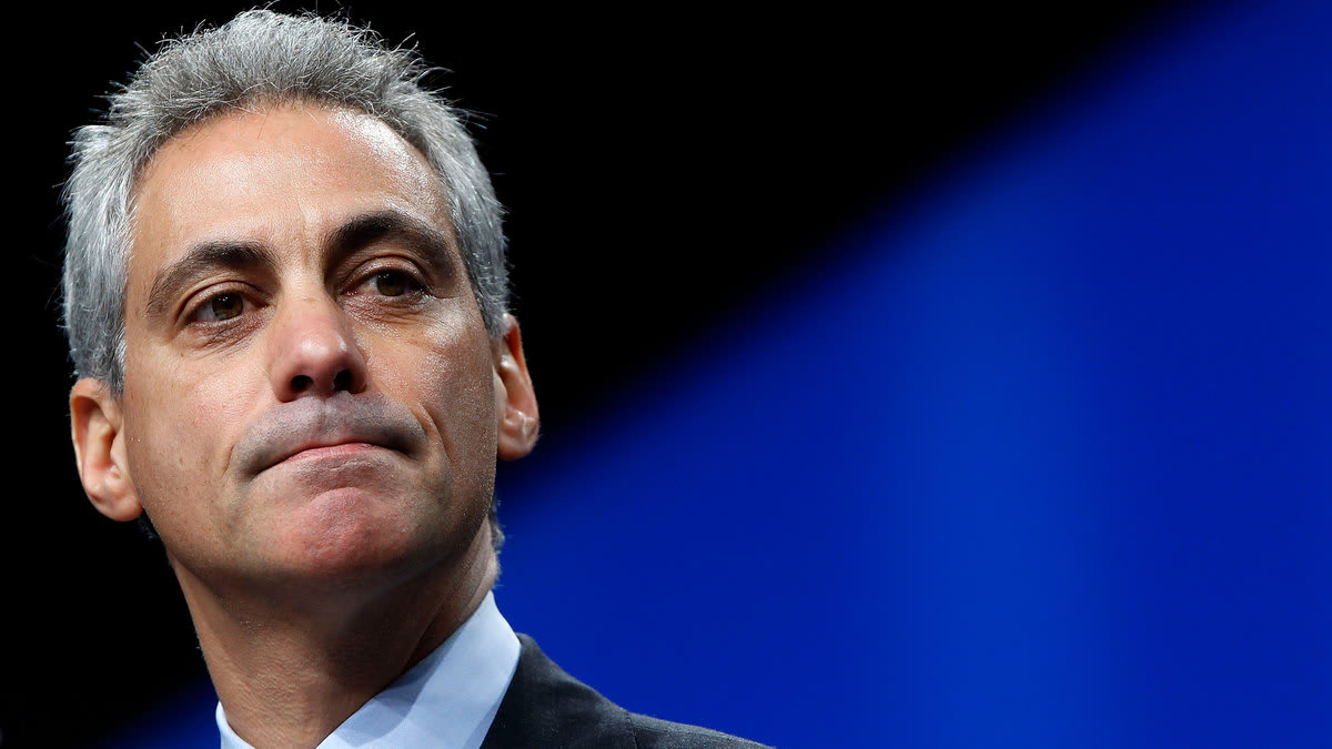 Opinion: Considering Rahm Is a Slap in the Face of Black America