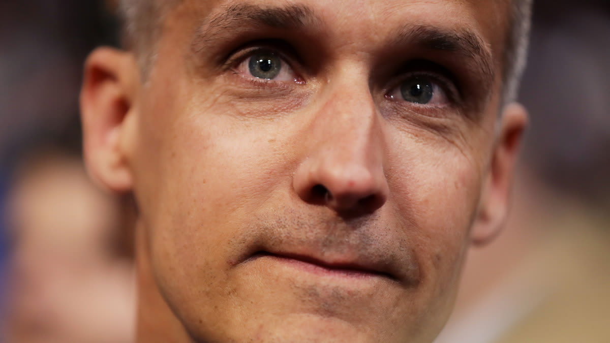 Corey Lewandowski Is Pushing a New, Trumpy Political Project