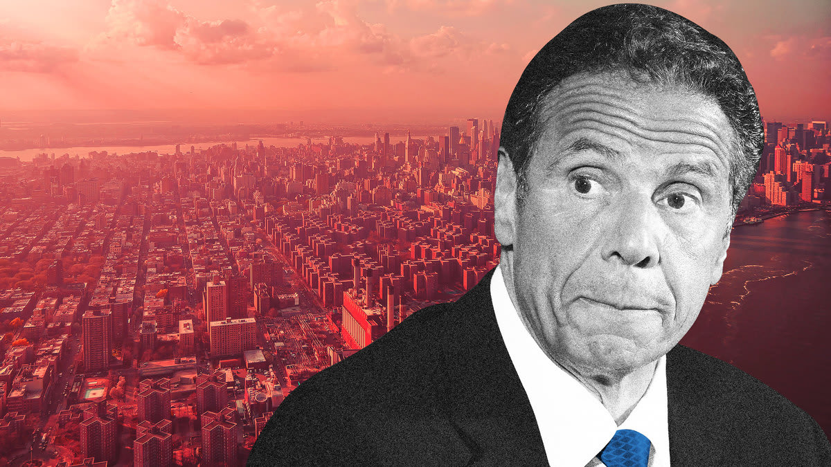 Andrew Cuomo's Star Turn Just Crashed and Burned