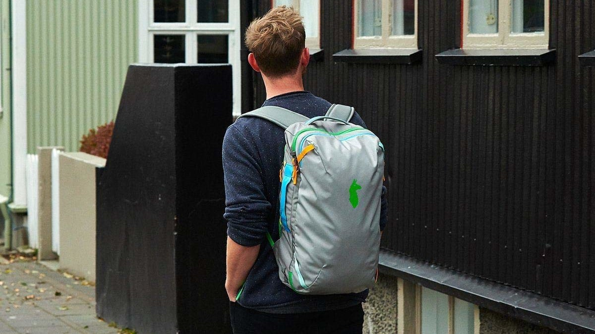This Travel Backpack from Cotopaxi Is Practically the Only Backpack I Use