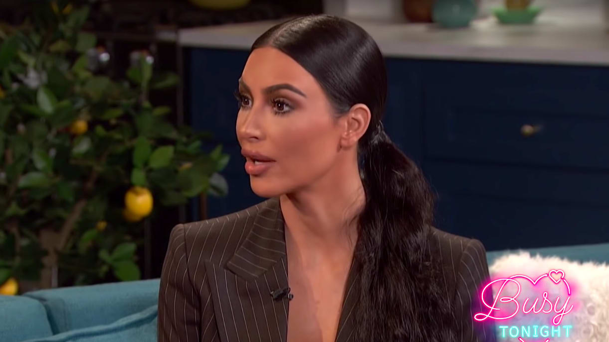 Kim Kardashian Defends Her Meeting With President Trump: 'It Wasn't About Politics'