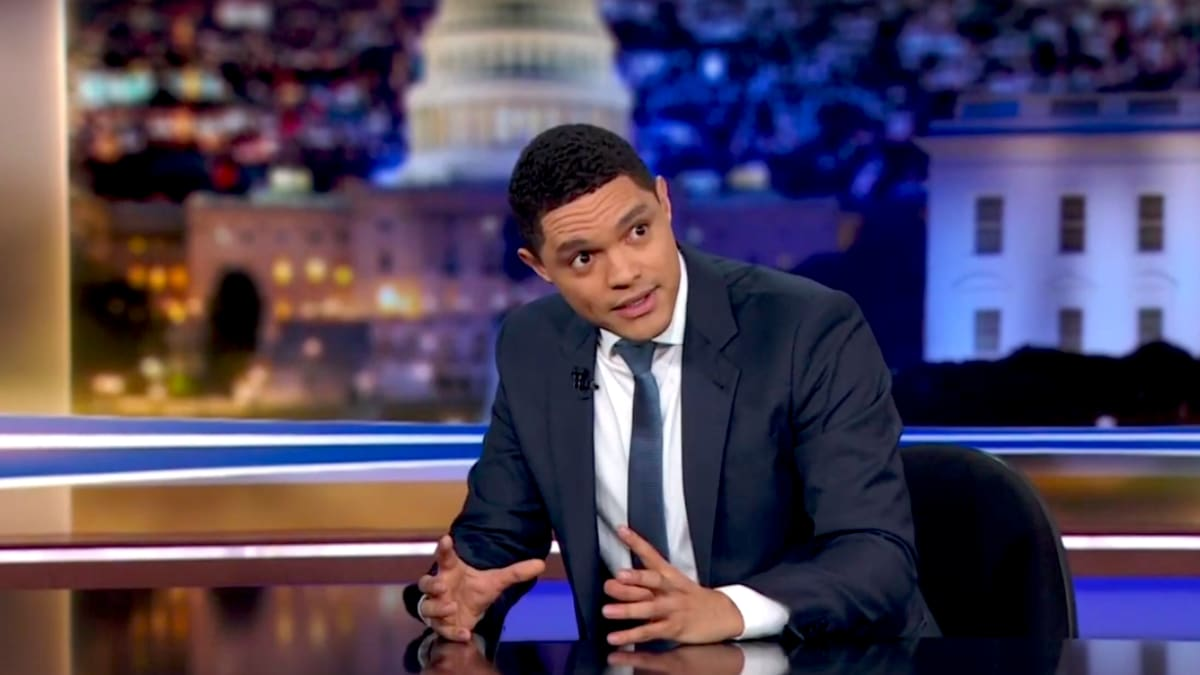 Trevor Noah Schools Kanye West on Voting Democrat: Black Women Are Not 'Brainwashed'