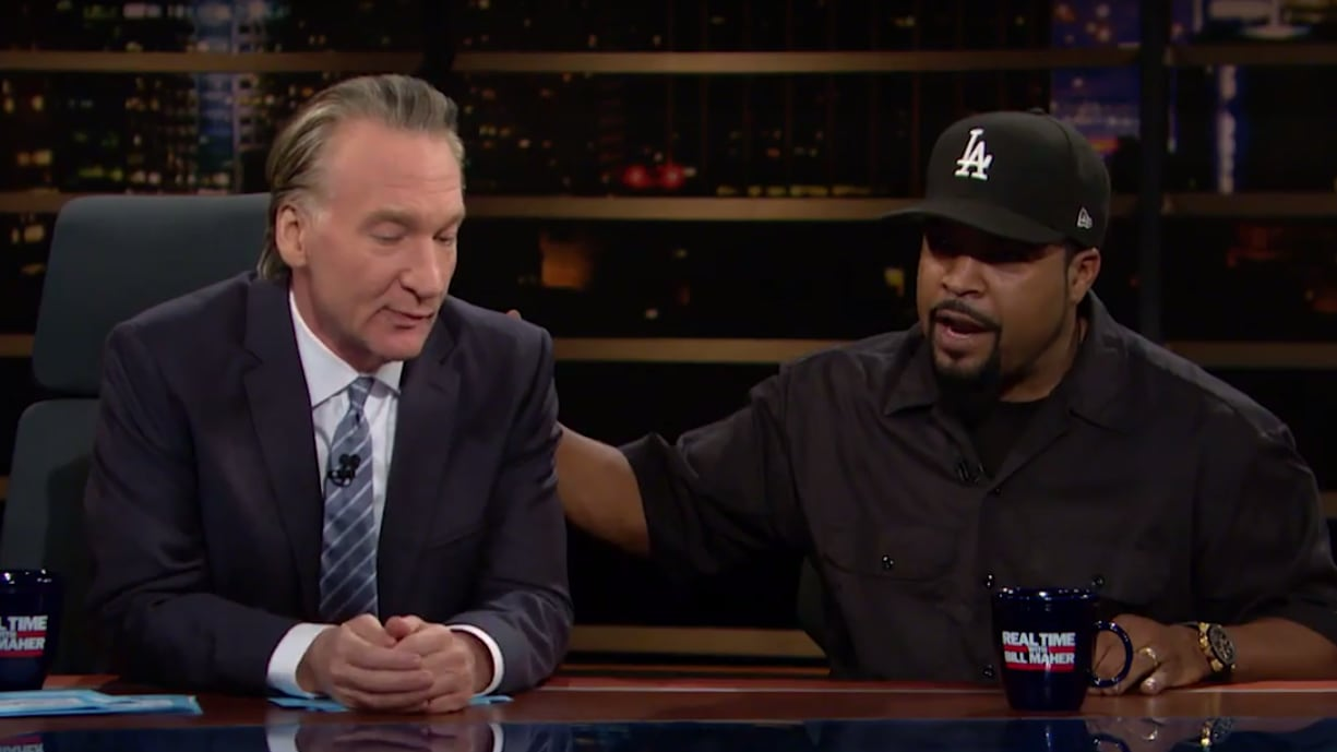 Ice Cube Song List Ele ice cube schools bill maher on the n-word: 'that's our word now