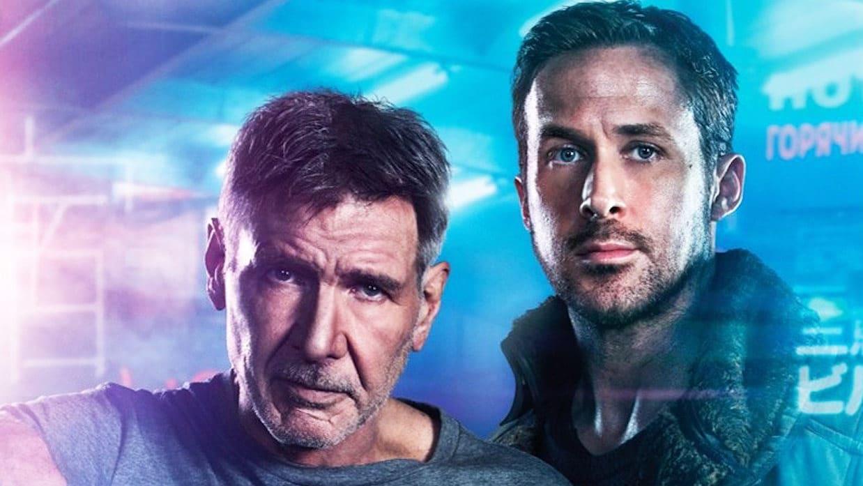 Harrison Ford vs. Ryan Gosling: Battle Of the 'Blade Runner' Sex Symbols