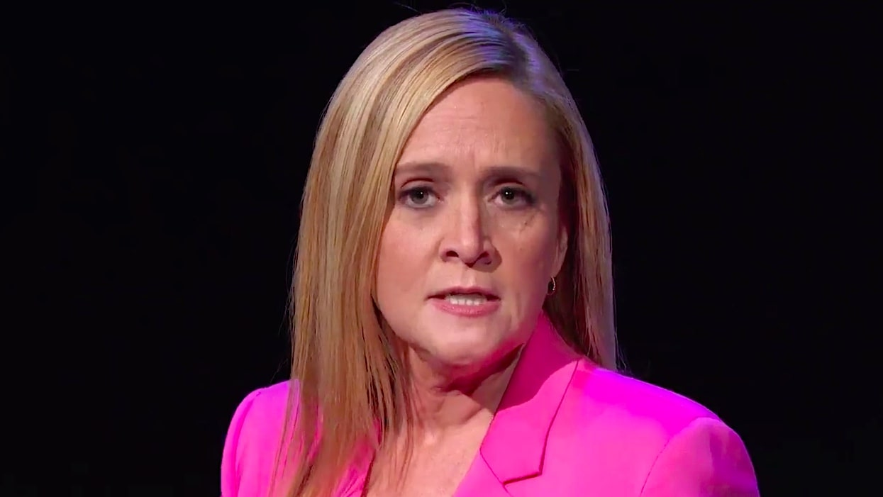 Defending Samantha Bee isn't principled. It's tribalism