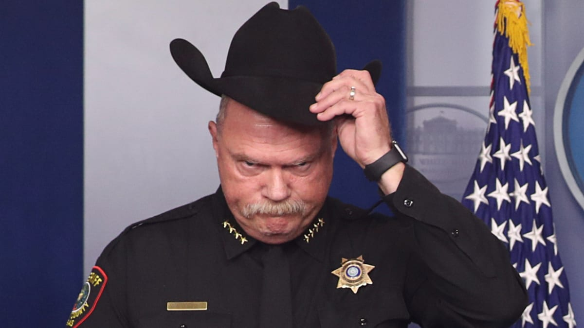 Tarrant County Sheriff Bill Waybourn Blasts Immigrant 'Drunks' — Then Son Is Busted for Public Intoxication