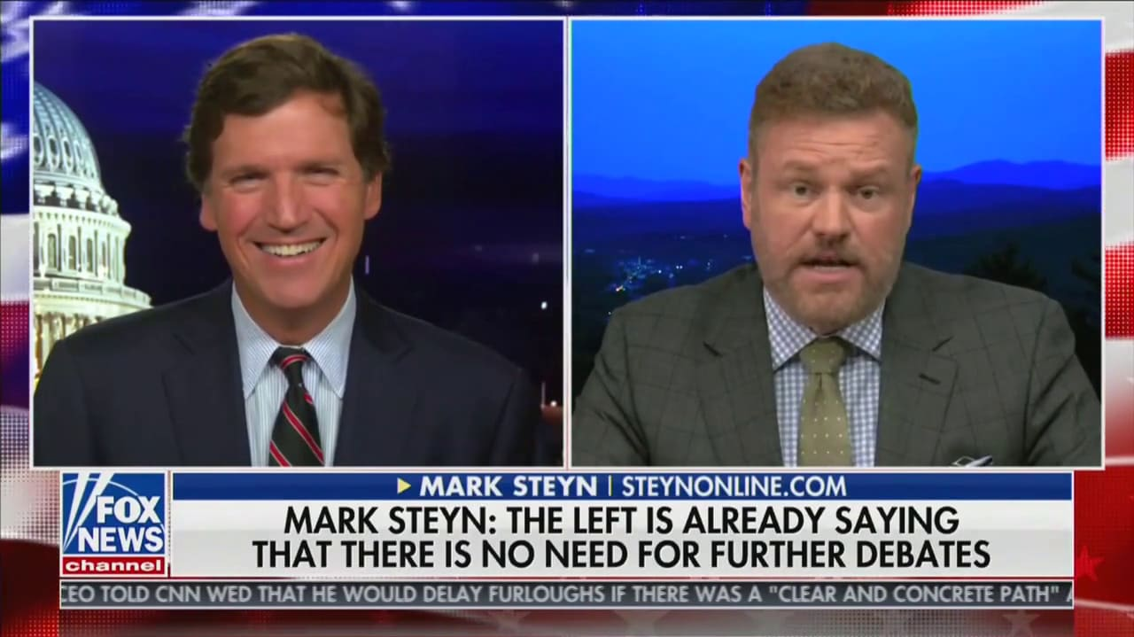 Tucker Sits Back and Lets Multiple Guests Trash Fox Colleague Chris Wallace