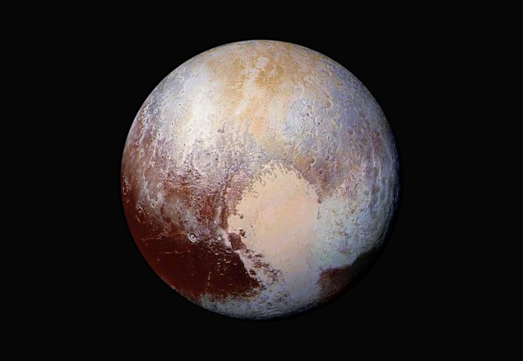 The astronomer Mike Brown, who pushed Planet Nine, is the man who helped disrupt Pluto's order.