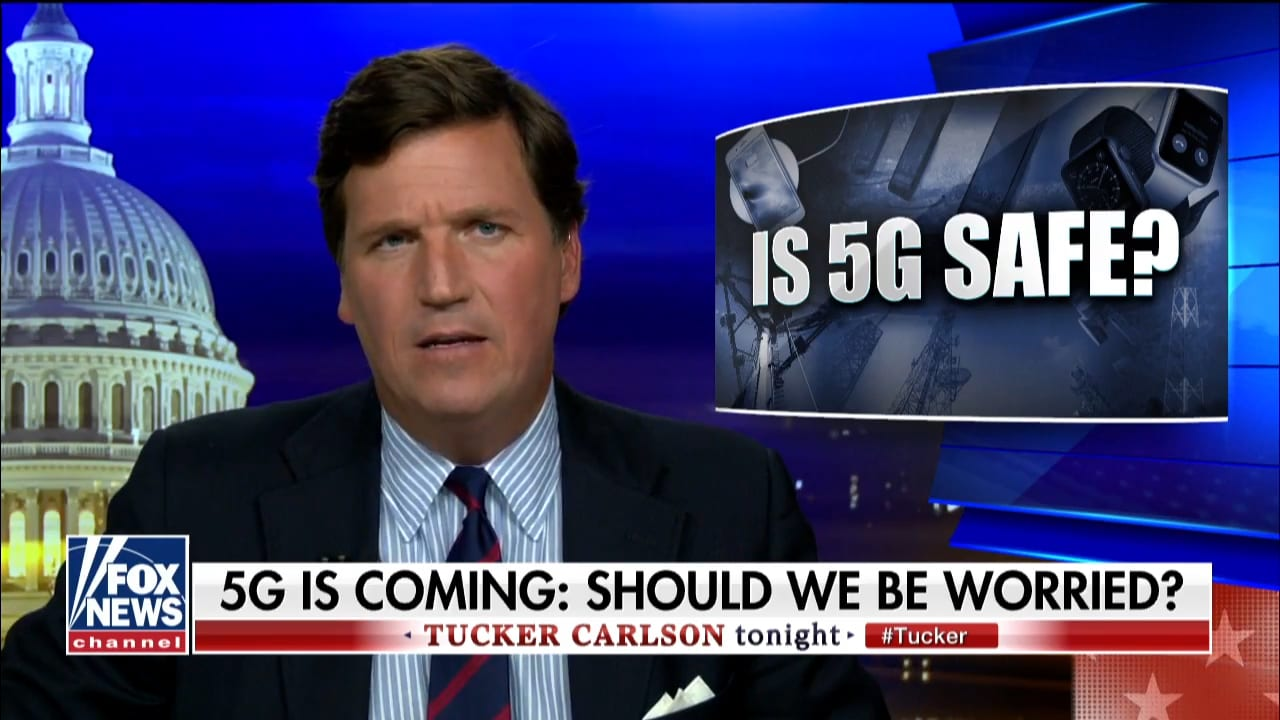 Marc Siegel: Tucker Carlson's '5G Apocalypse' Health Effects Theory From Russia Undermined by Fox News Doctor