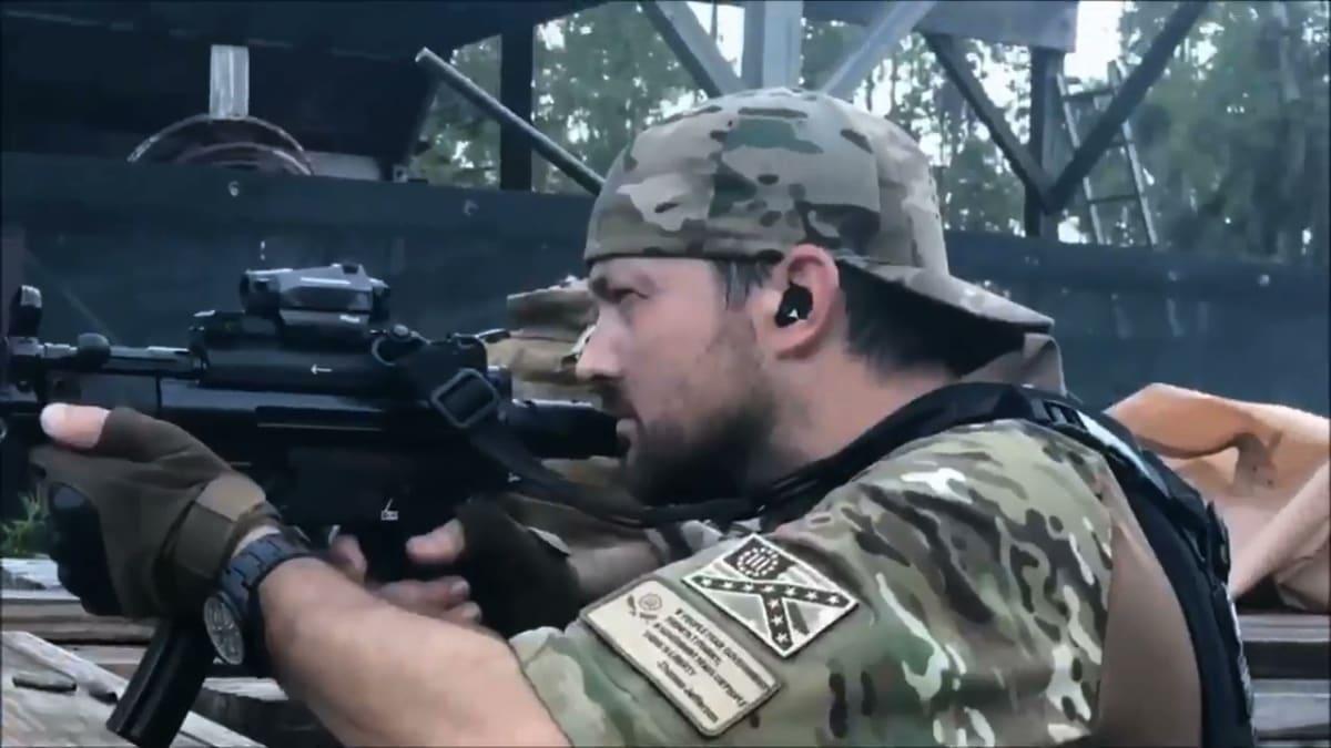 Georgia Militia Threatens 'Enemies' Like Stacey Abrams in Violent Video