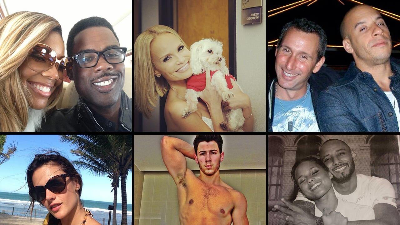 Barack Obama, Nick Jonas & More Celebrity Twitter Pictures (PHOTOS)
