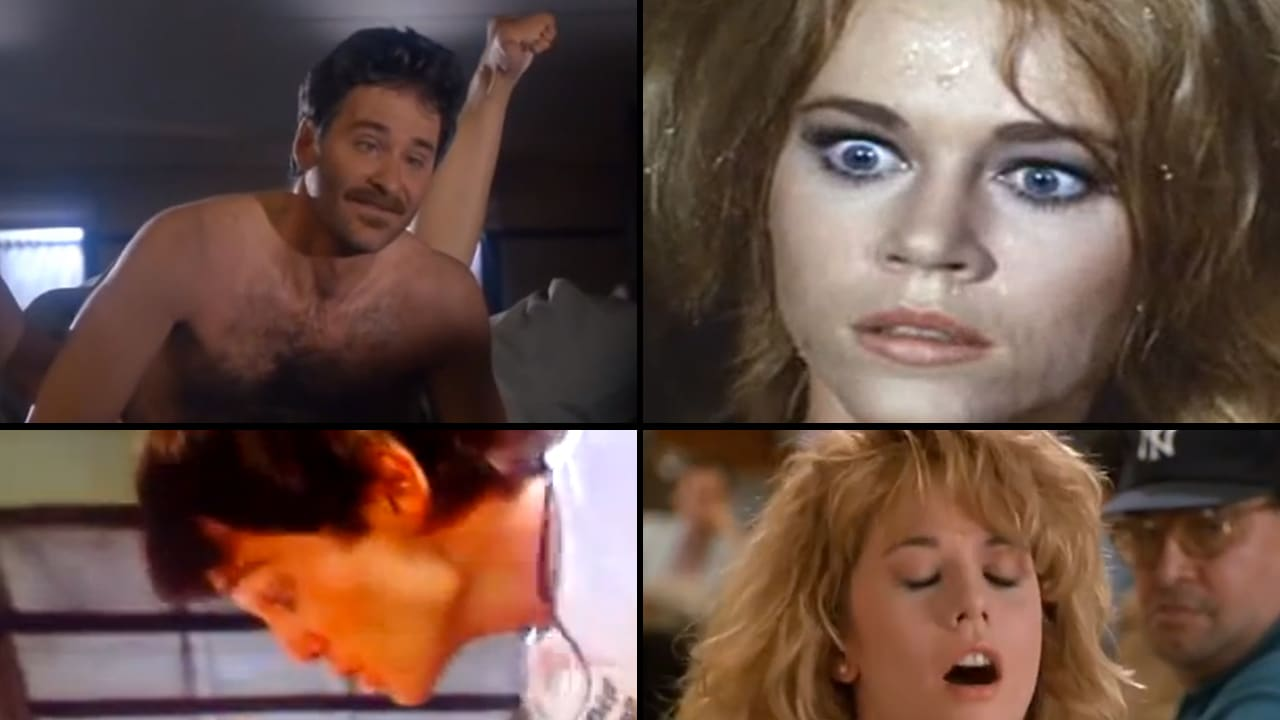 female movies Best orgasm