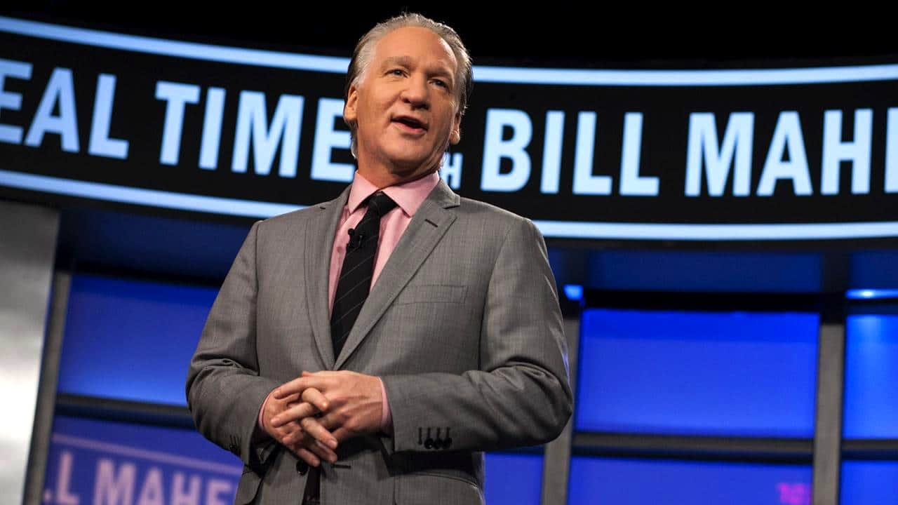 When Bill Maher Branded Trump 'the White Kanye' and Warned America to Take Him Seriously