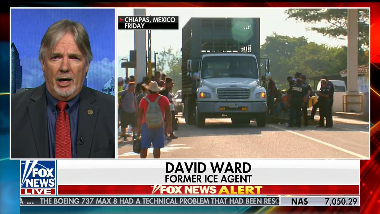 Fox News Commentator Says Migrants Are Carrying Smallpox, a Disease Eradicated in 1980