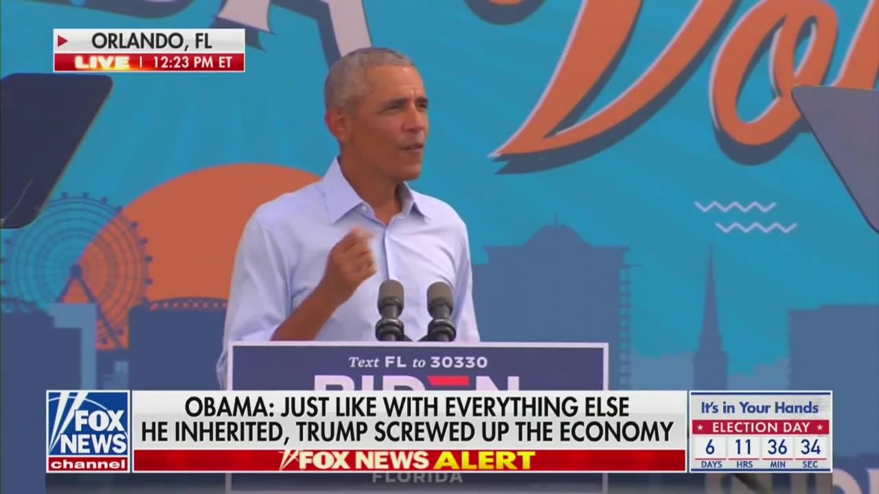 Trump Blows Up Over Fox News Airing Obama's 'Fake Speech'