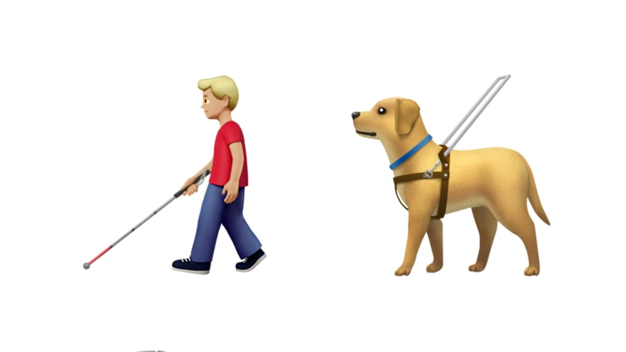 Apple to Add Disability-Themed Emojis, Along With A Slew Of Other Diverse Options