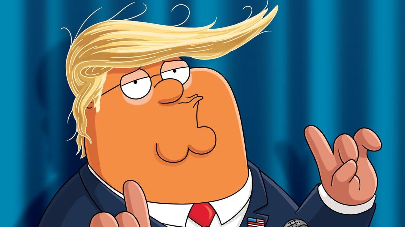 Locker Room Talk Family Guy