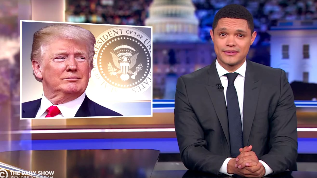 'The Daily Show's' Trevor Noah Reveals Trump Mueller Report Hypocrisy: You Mocked Christine Blasey Ford for Not Remembering