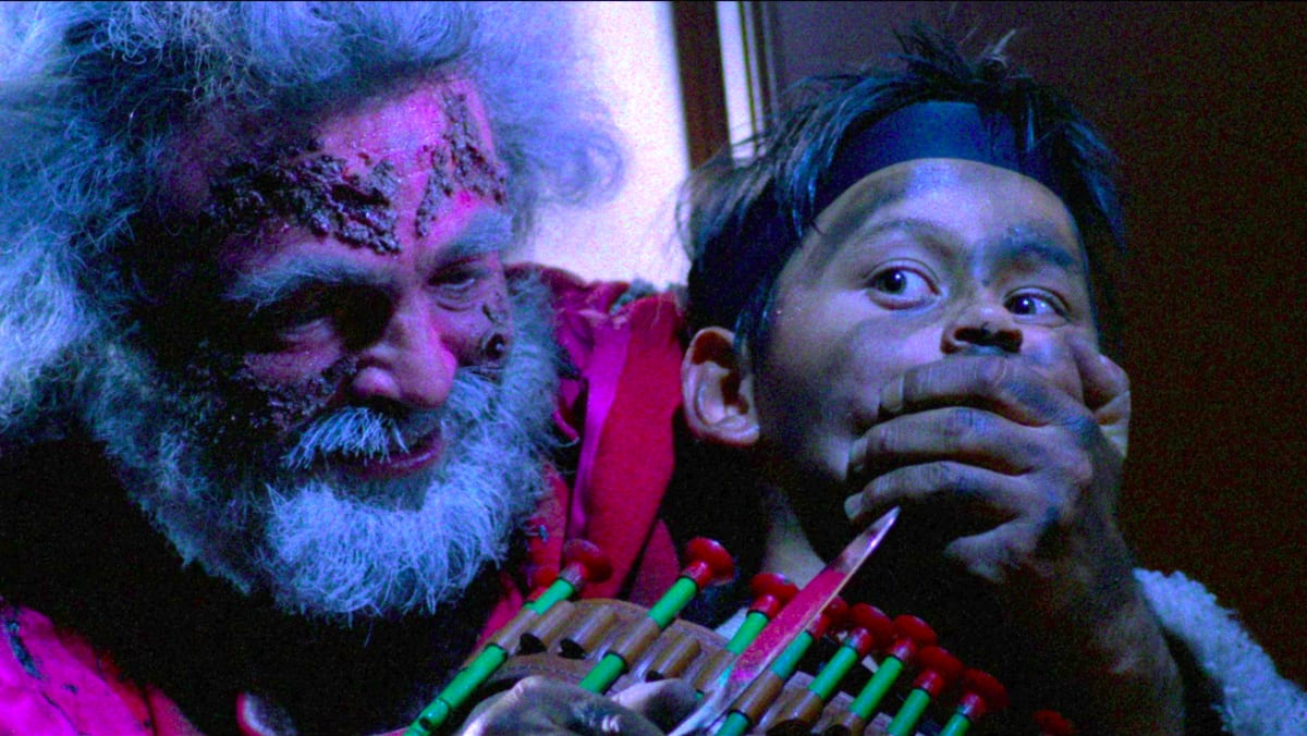 The All-Time Craziest Christmas Horror Movie Invades America