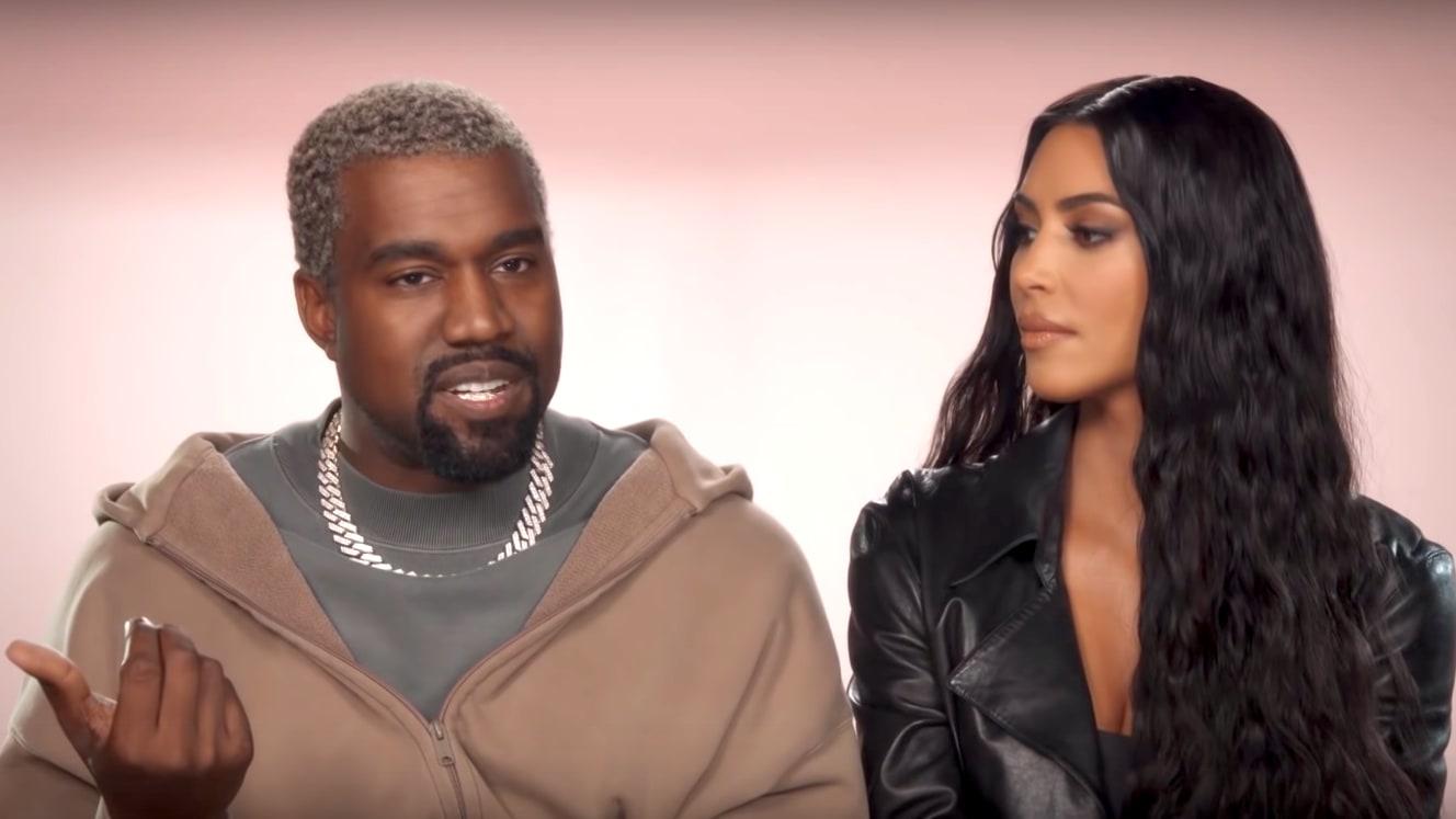 9aa626869 Kim Kardashian Confesses She Can t  Babysit  Kanye West Any Longer