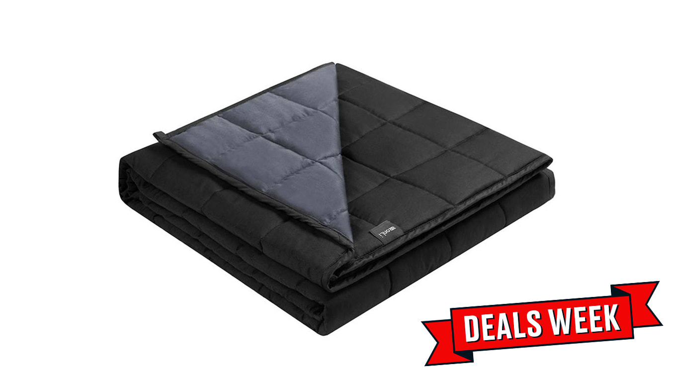 Best Weighted Blanket 2020.Grab Cyber Monday Savings On A Best Selling Weighted Blanket