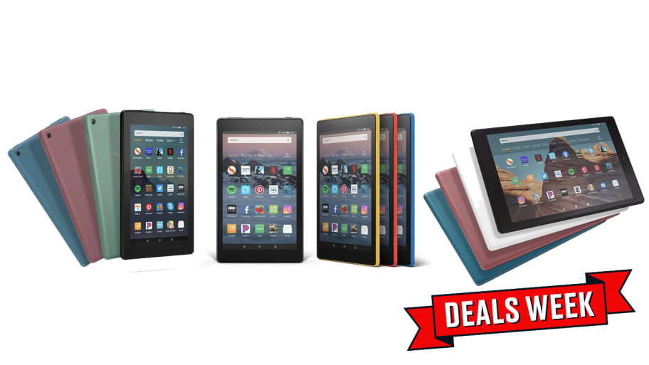 Take Up To 50 Off Amazon S Line Of Fire Tablets For Black Friday