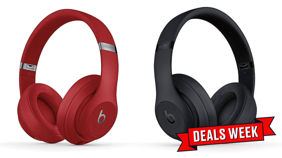 The Beats Studio3 Wireless Headphones Are Down To Their Best Price On Amazon For Black Friday