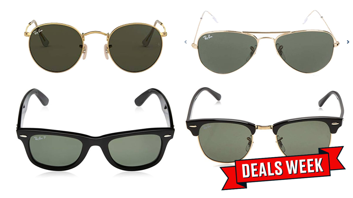 Get Up to 30% Off on Ray-Ban Glasses This Black Friday