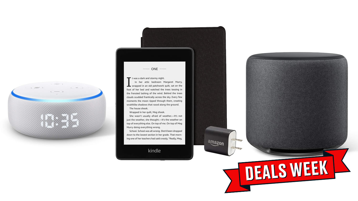 The Amazon Device Deals That Are Truly Worth It This Black Friday