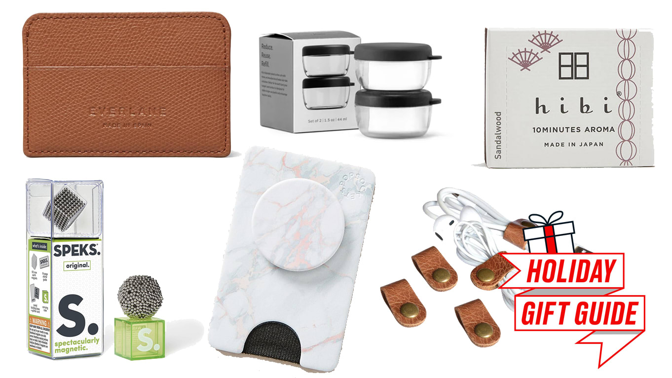 The Best Stocking Stuffers For Anyone on Your List Are More than Just Filler Gifts