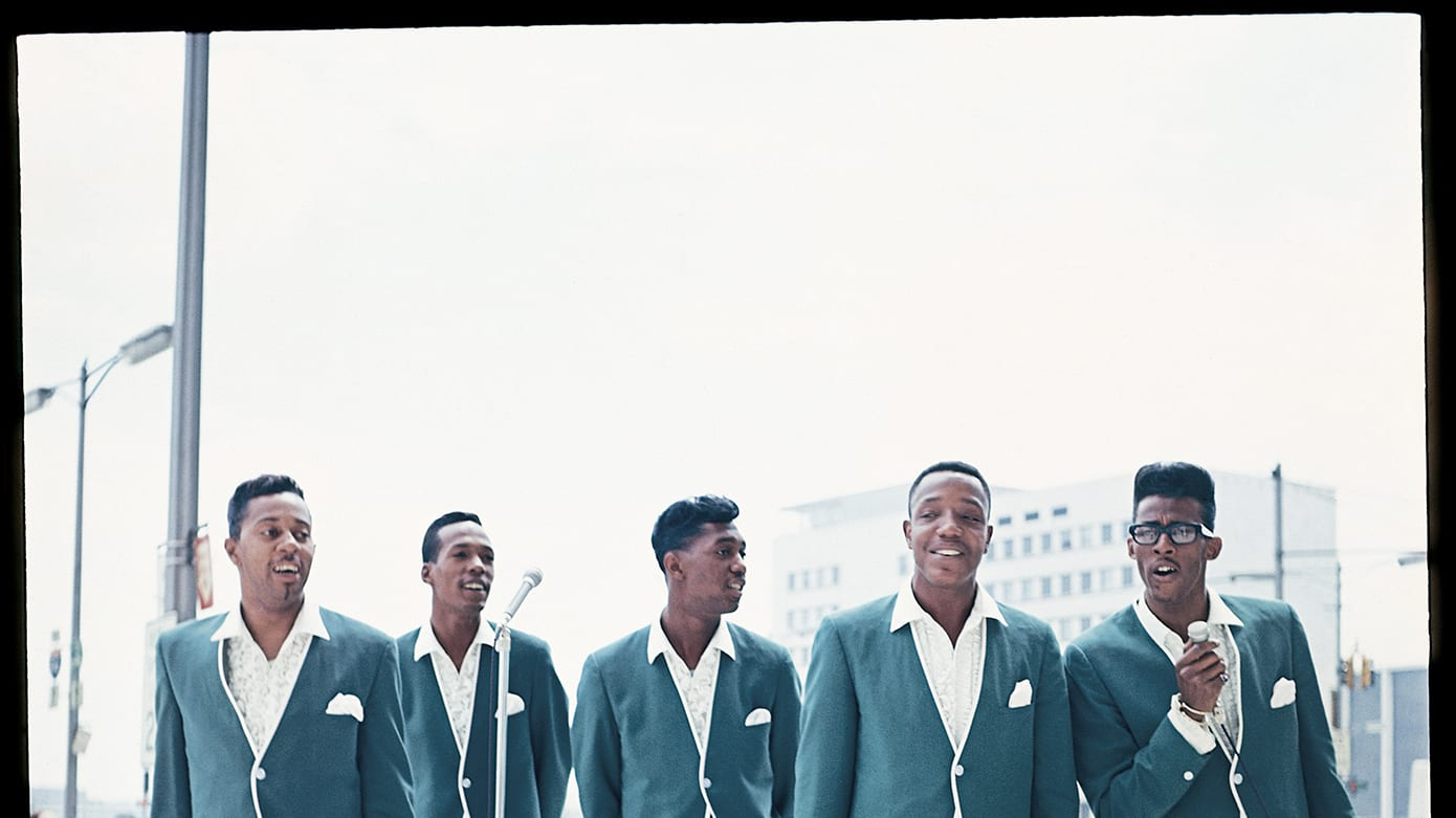 When Motown Taught America How To Dress