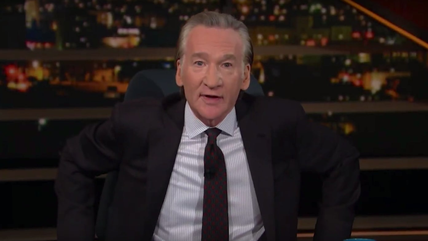Bill Maher and Jane Fonda React in Real Time to RBG's Death