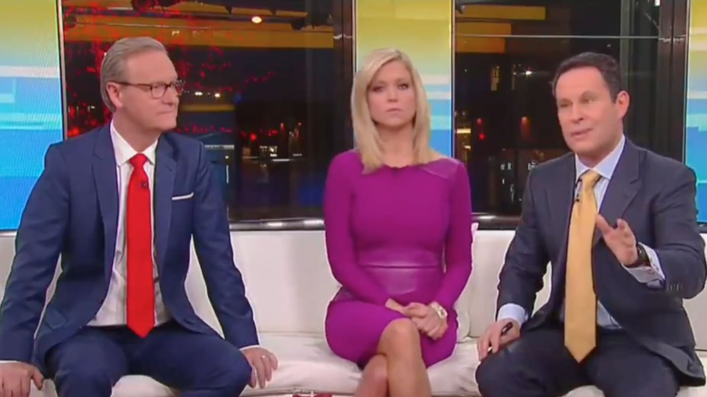 Image result for sarah sanders fox and friends