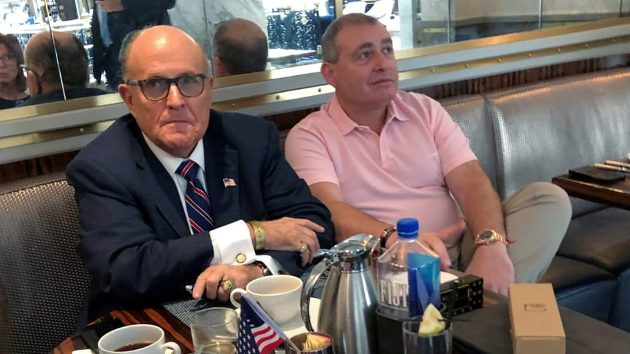 Rudy Giuliani Was Paid $500,000 for Work for Indicted Associate Lev Parnas' Company, Fraud Guarantee
