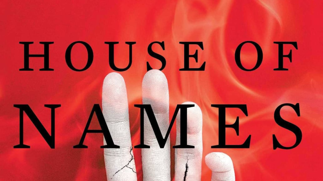 House of Names: A Novel Hardcover by Colm Toibin