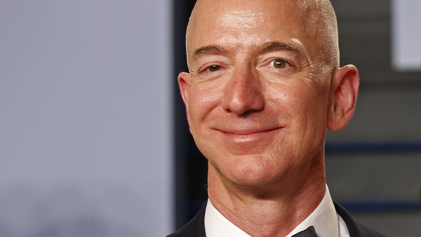 Jeff Bezos Helped Kill Woody Allen's Amazon Movie Deal: Lawyer