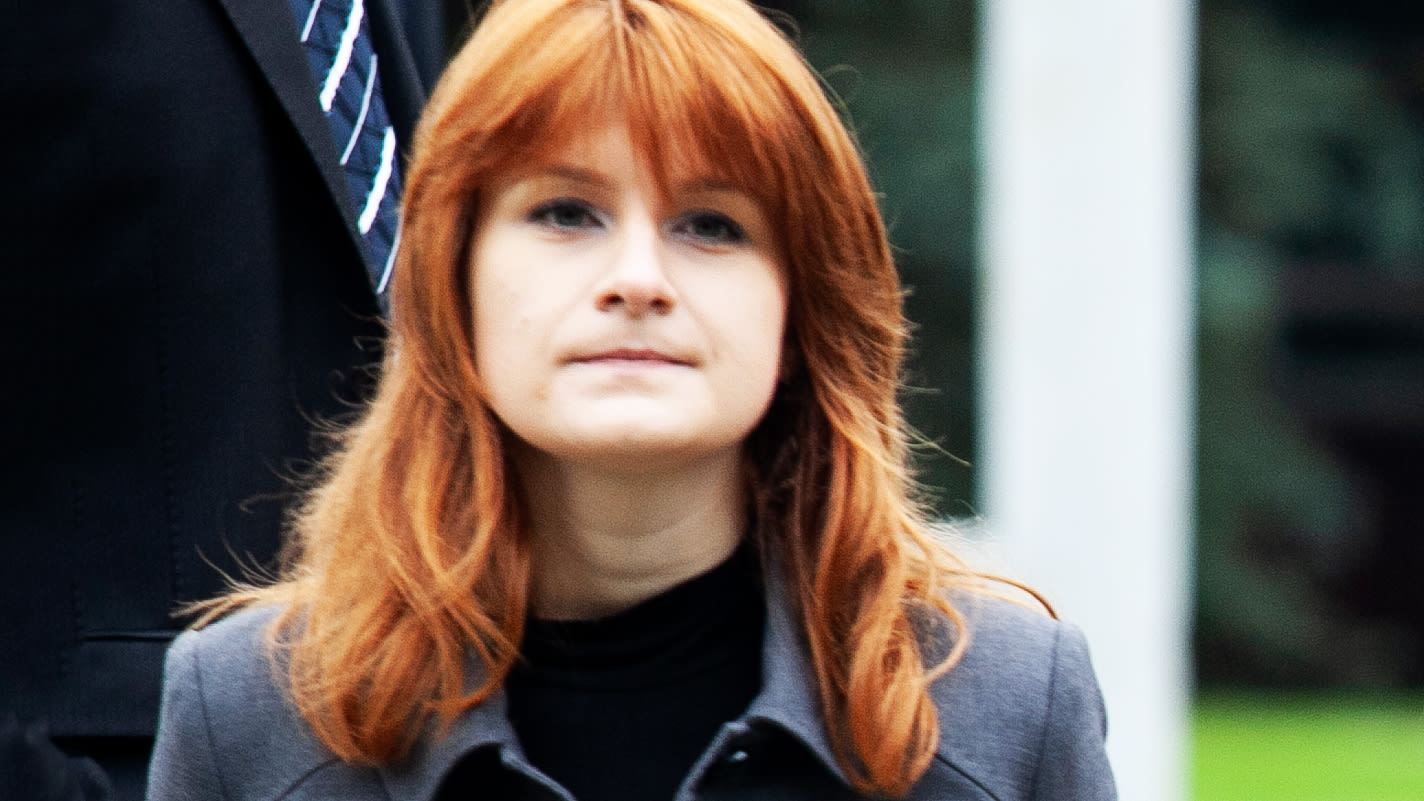 Maria Butina Flips, and the Feds Have Plenty to Discuss