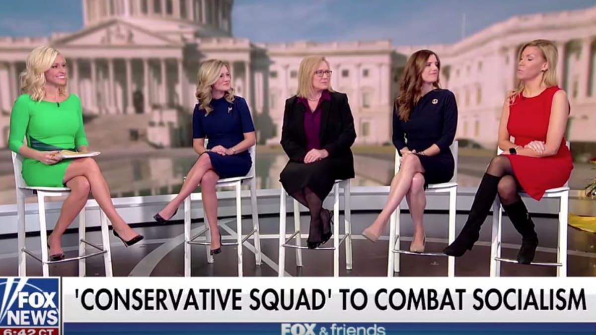 Four GOP Women Form a 'Conservative Squad'