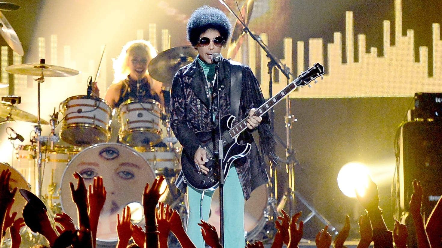 There Will Never Be Another Like Prince The Greatest Recording