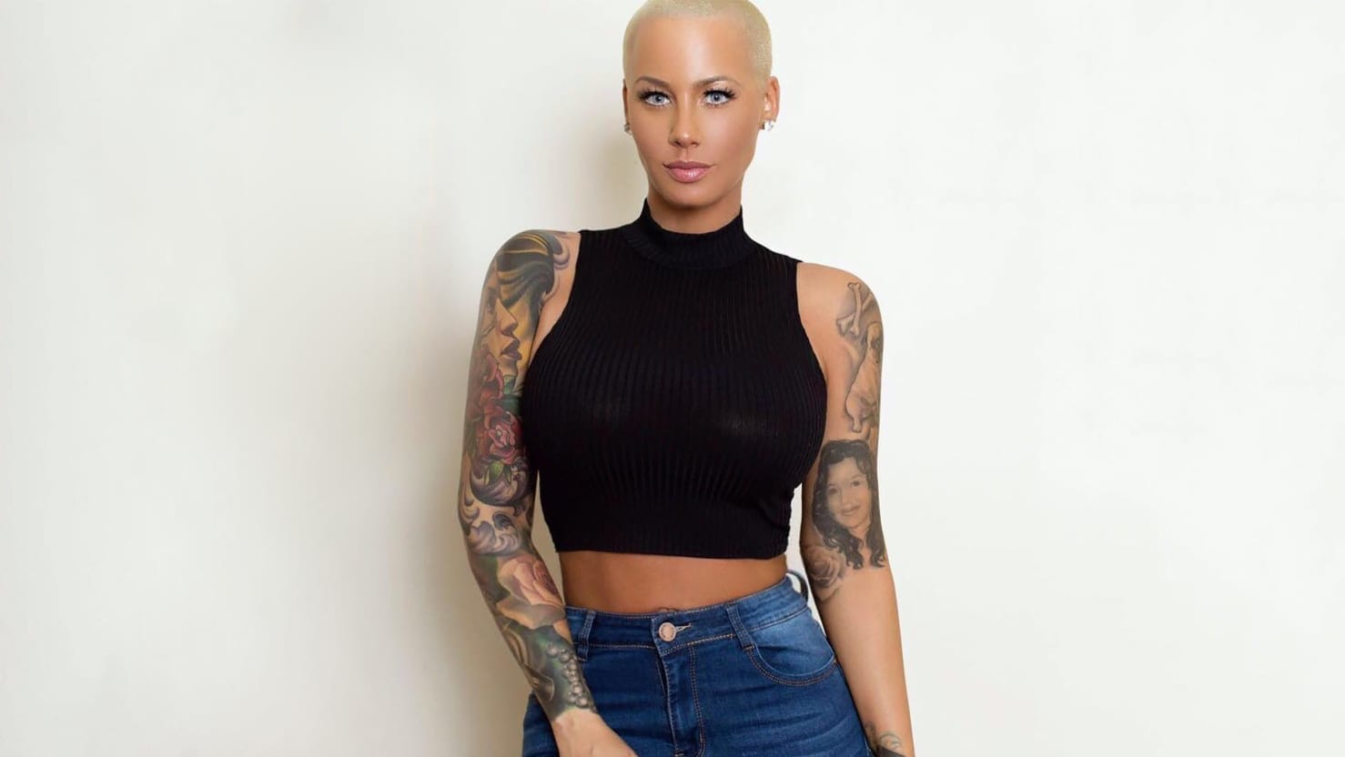 Amber Rose Trolls Beyonc 233 I Am Becky With The Short Hair