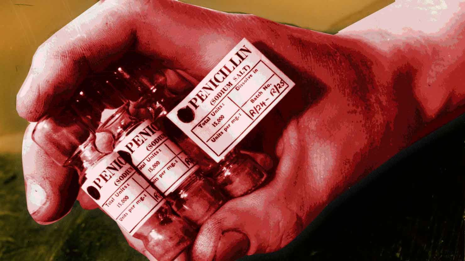 So You Might Actually Not Be Allergic to Penicillin