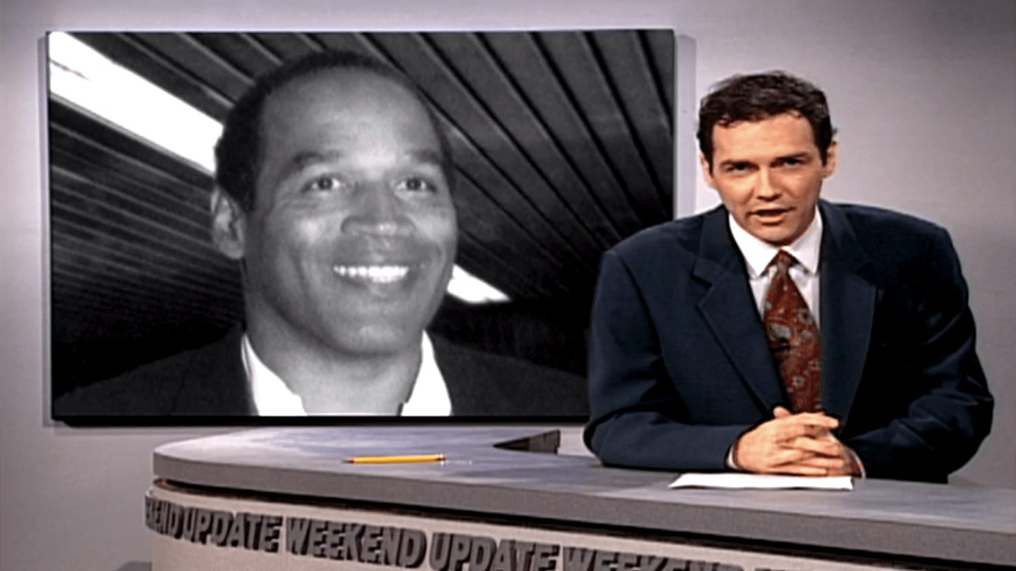 norm macdonald was fired from snl over o j jokes now he s not