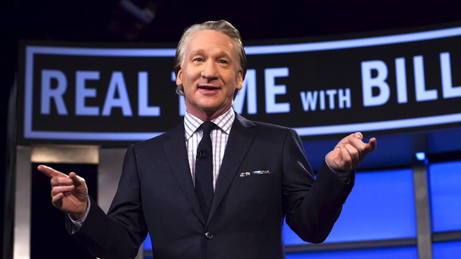 Image result for images of bill maher