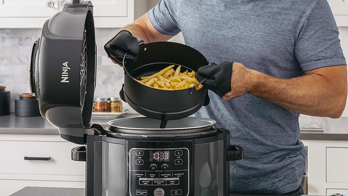 The Instant Pot Has Nothing on the Ninja Foodi Pressure Cooker