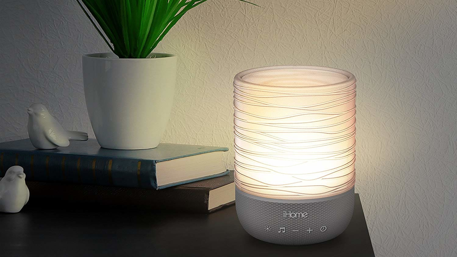 This White Noise Machine Is Also a Candle