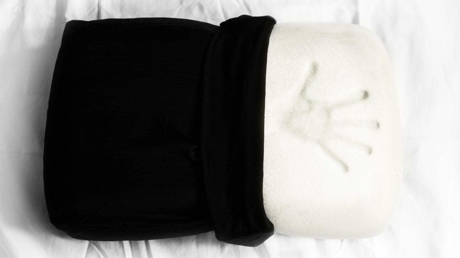 The Night Pillow Is a Silk Pillowcase on Steroids